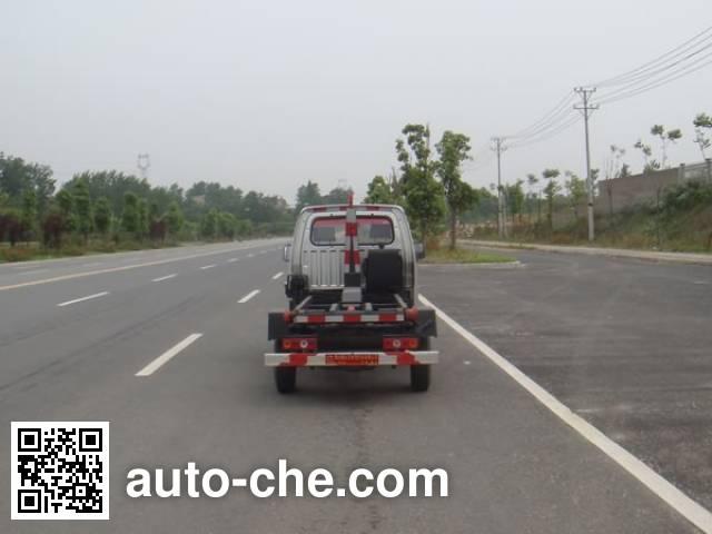 Xindongri YZR5030ZXXBJ detachable body garbage truck
