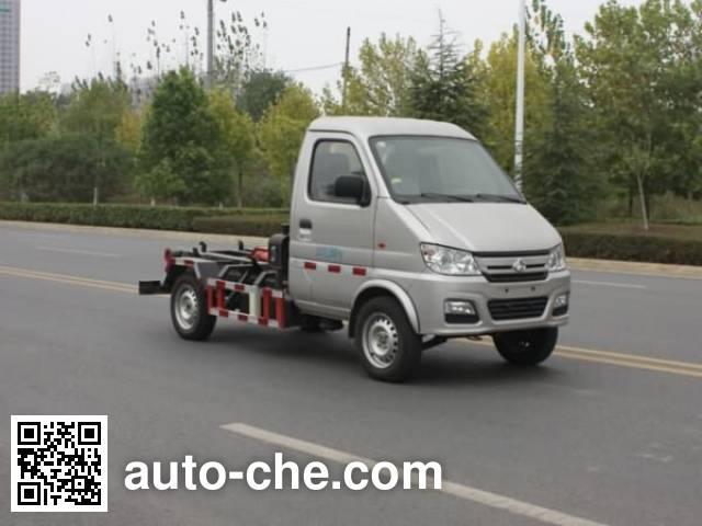 Xindongri YZR5030ZXXS detachable body garbage truck