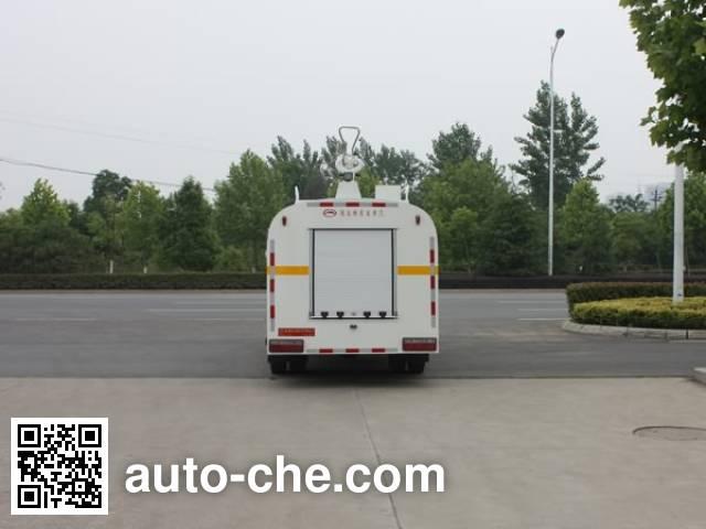 Xindongri YZR5110GPSL sprinkler / sprayer truck