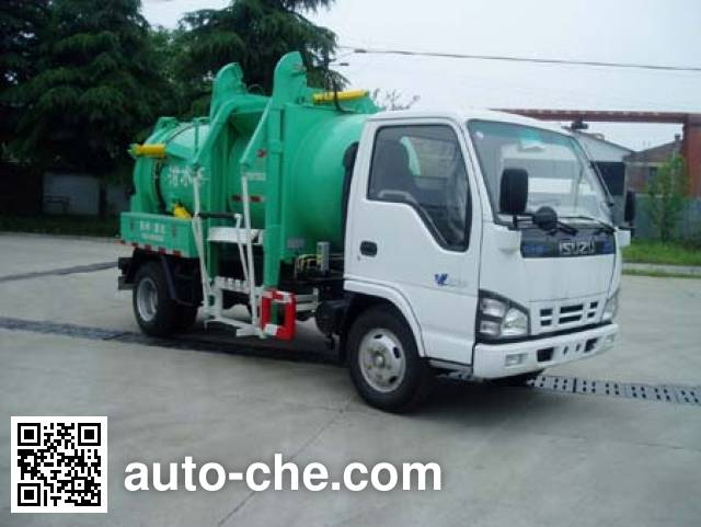 Weichai Senta Jinge YZT5071GGS swill collecting tank truck