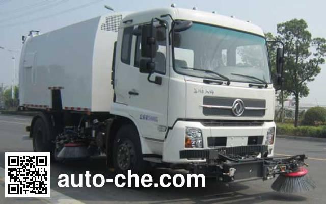Weichai Senta Jinge YZT5161TSLBE5 street sweeper truck