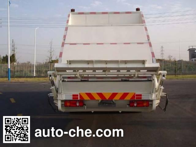 Weichai Senta Jinge YZT5165ZYSE5 garbage compactor truck