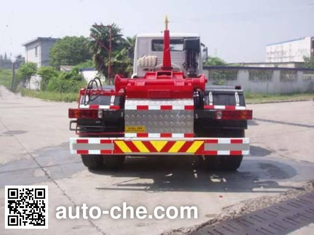 Weichai Senta Jinge YZT5253ZXX detachable body garbage truck