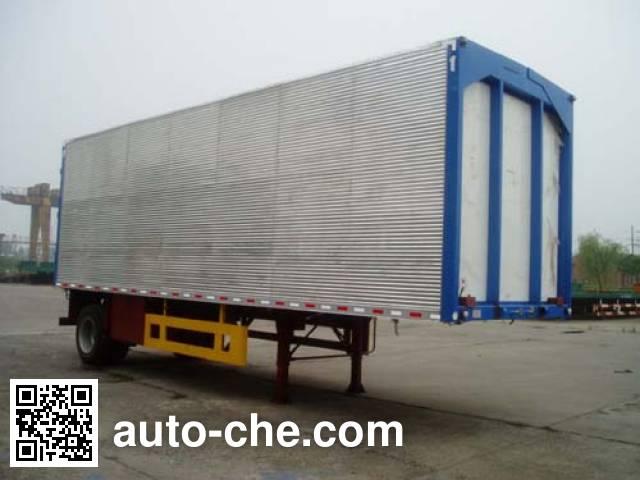 Weichai Senta Jinge YZT9160XYK wing van trailer