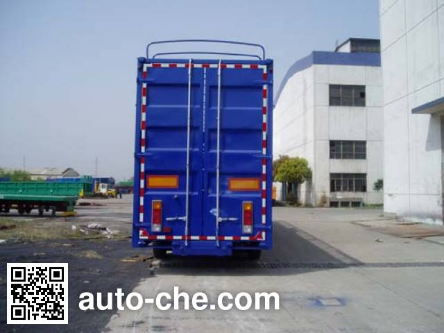 Weichai Senta Jinge YZT9170TCL vehicle transport trailer