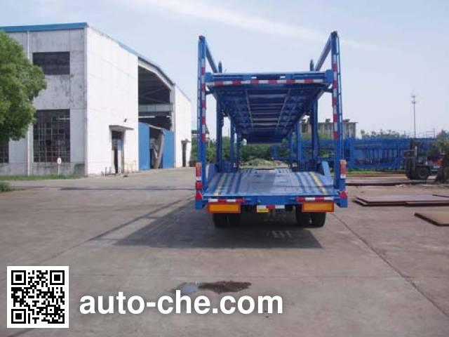 Weichai Senta Jinge YZT9182TCL vehicle transport trailer