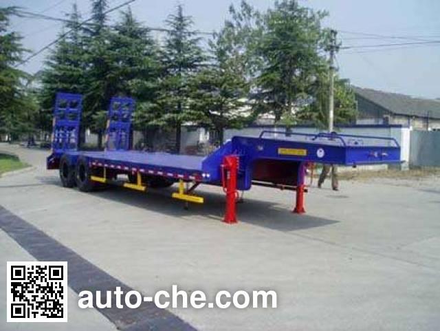 Weichai Senta Jinge YZT9190TDPA1 special lowboy