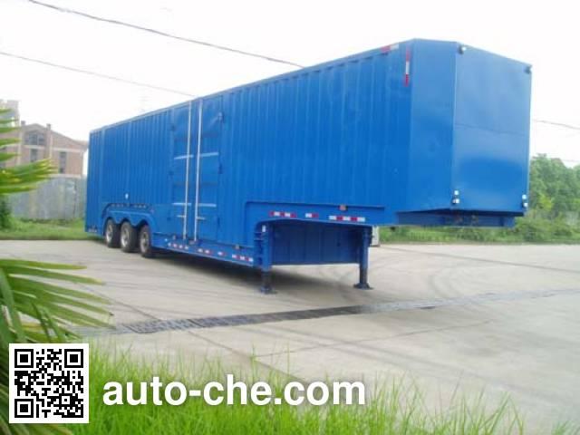 Weichai Senta Jinge YZT9202TCL vehicle transport trailer