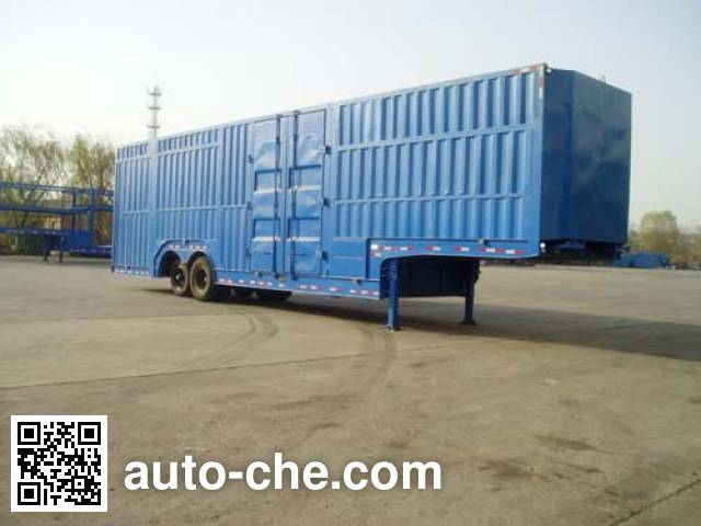 Weichai Senta Jinge YZT9205TCL vehicle transport trailer