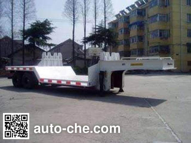 Weichai Senta Jinge YZT9300TZG slag bucket transport trailer