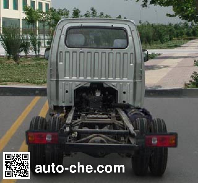 T-King Ouling ZB1025ADC3V dual-fuel truck chassis