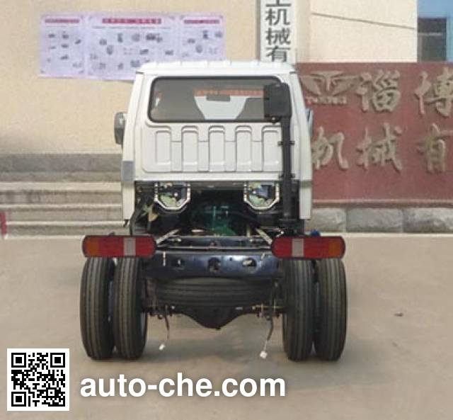 T-King Ouling ZB1040BDC3V light truck chassis