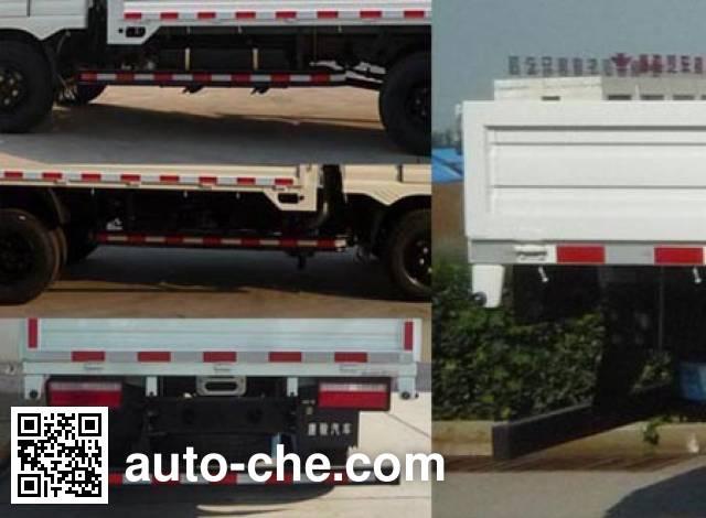 T-King Ouling ZB1040KPD6F легкий грузовик