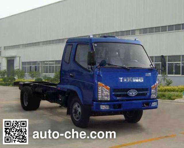 T-King Ouling ZB2030LPD6F off-road truck chassis