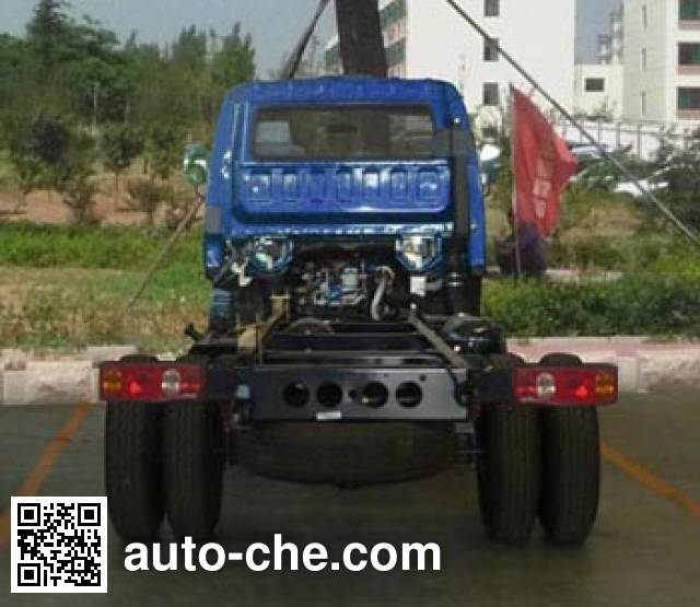 T-King Ouling ZB2030LSD6F off-road truck chassis