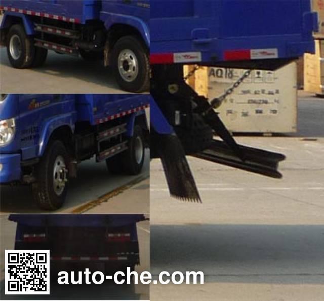 T-King Ouling ZB3040TPD7F dump truck