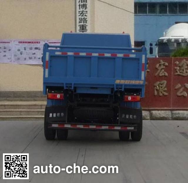 T-King Ouling ZB3041TPD7F dump truck