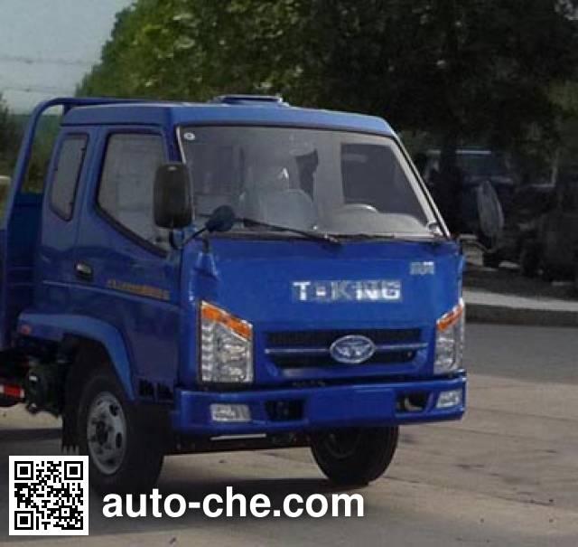 欧铃牌ZB3060LPC5F自卸汽车