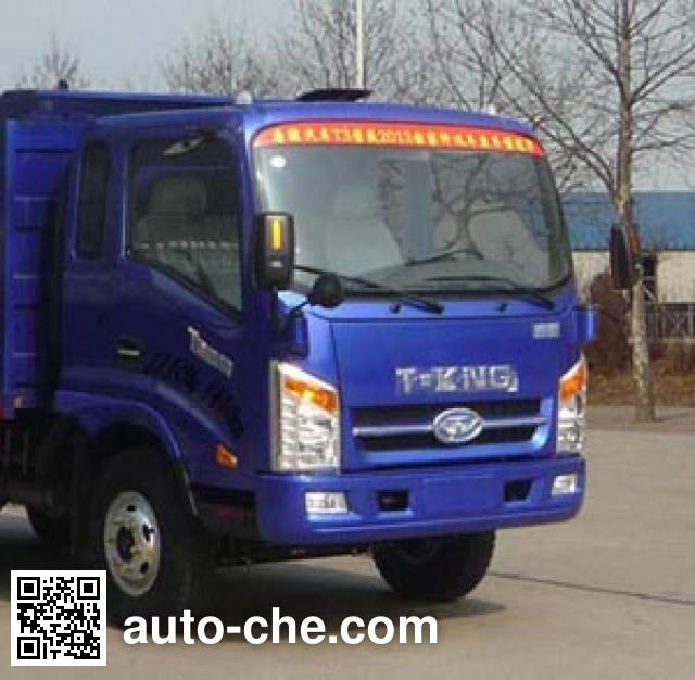 T-King Ouling ZB3100JPD7F dump truck
