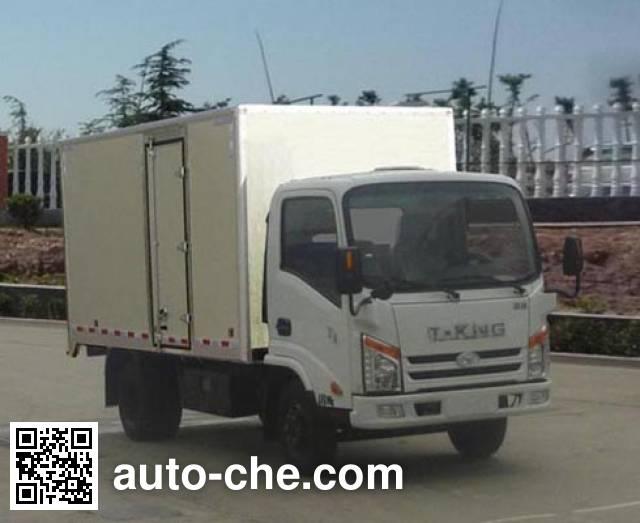 T-King Ouling ZB5030XXYKDD6F box van truck