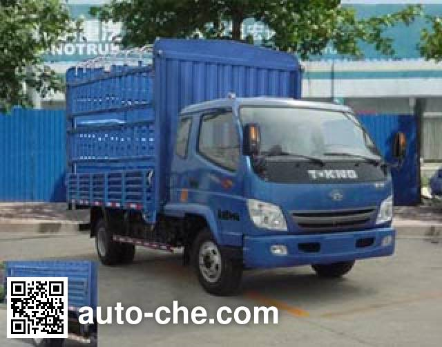 T-King Ouling ZB5040CCYTPD6F stake truck