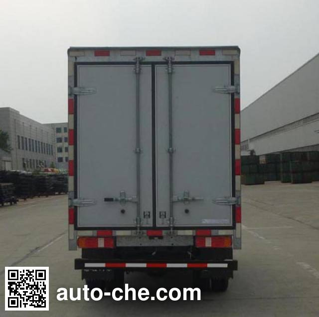 T-King Ouling ZB5040XXYBPC3V box van truck