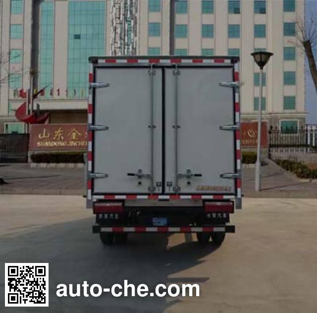 T-King Ouling ZB5040XXYJDD6F box van truck