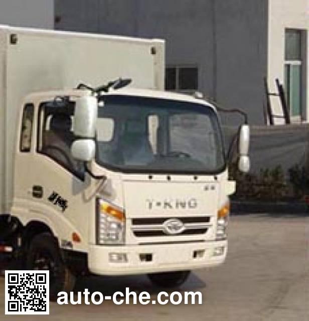T-King Ouling ZB5040XXYJPD6F box van truck