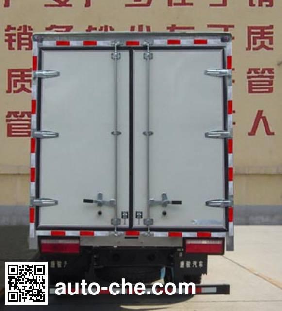T-King Ouling ZB5040XXYJPD6V box van truck