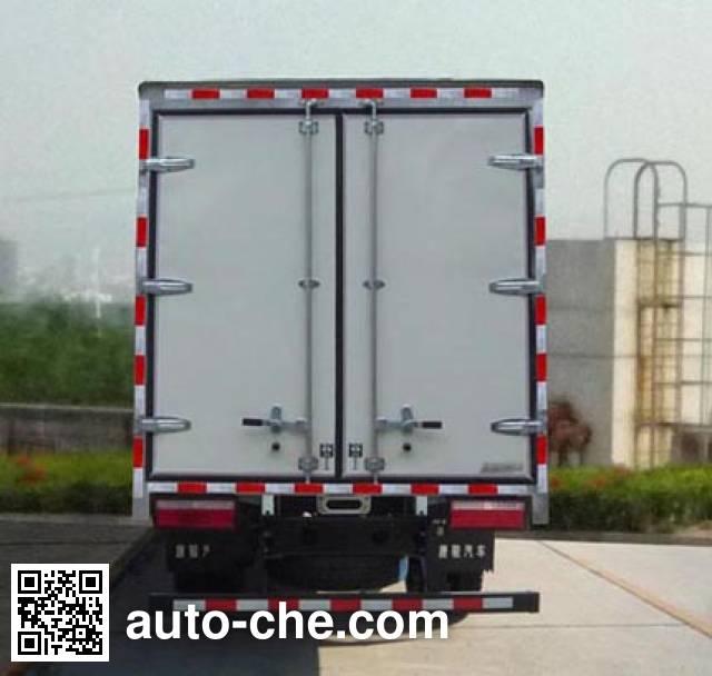 T-King Ouling ZB5040XXYKDD6F box van truck