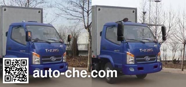 T-King Ouling ZB5040XXYTDD6F box van truck