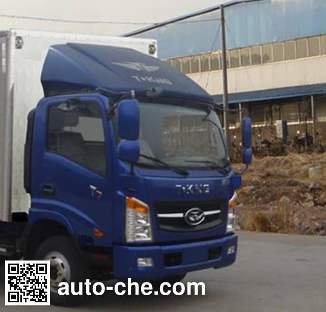 T-King Ouling ZB5040XXYUDD6V box van truck