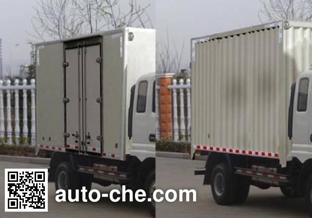 T-King Ouling ZB5040XXYUPD6V box van truck