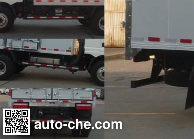 T-King Ouling ZB5090XXYUPD6V box van truck