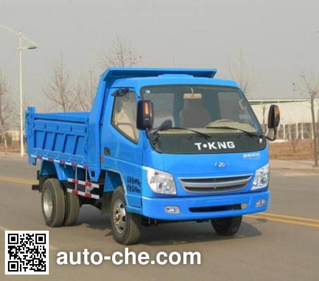 T-King Ouling ZB5040ZLJLDC1F dump garbage truck
