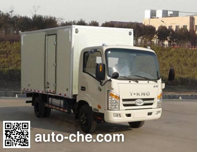 T-King Ouling ZB5041XXYJDD6V box van truck