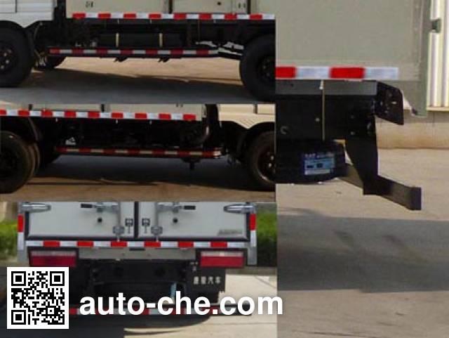 T-King Ouling ZB5041XXYJPD6F box van truck