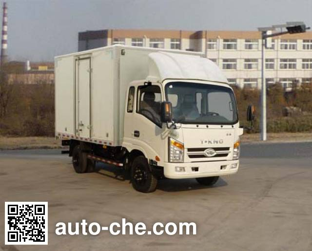 T-King Ouling ZB5070XXYJPD6F box van truck