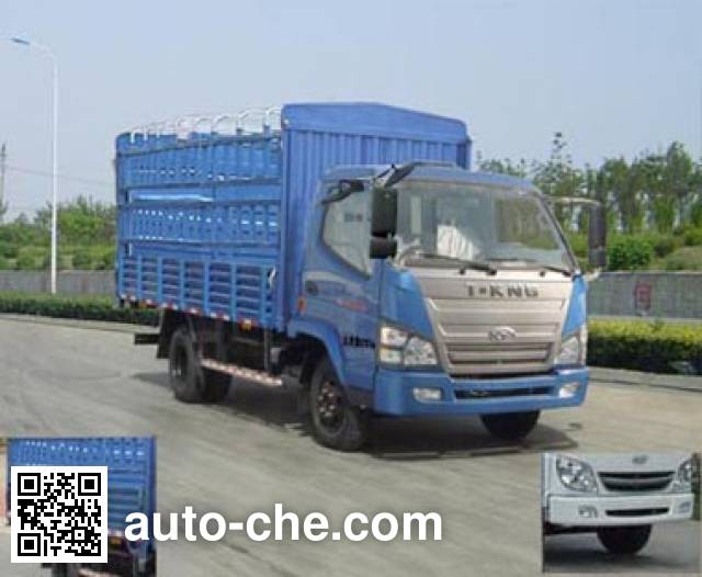T-King Ouling ZB5080CCYTDE3F stake truck