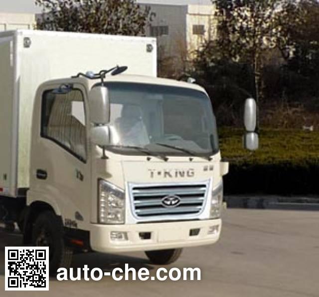 T-King Ouling ZB5080XXYJDE3F box van truck