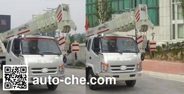 T-King Ouling ZB5091JQZPF truck crane