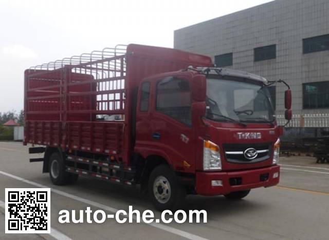 T-King Ouling ZB5100CCYUPF5V грузовик с решетчатым тент-каркасом