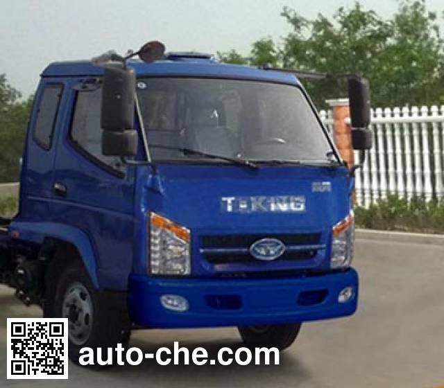 T-King Ouling ZB5100JQZPF truck crane