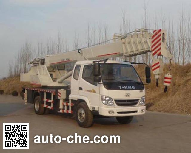 T-King Ouling ZB5101JQZPF truck crane