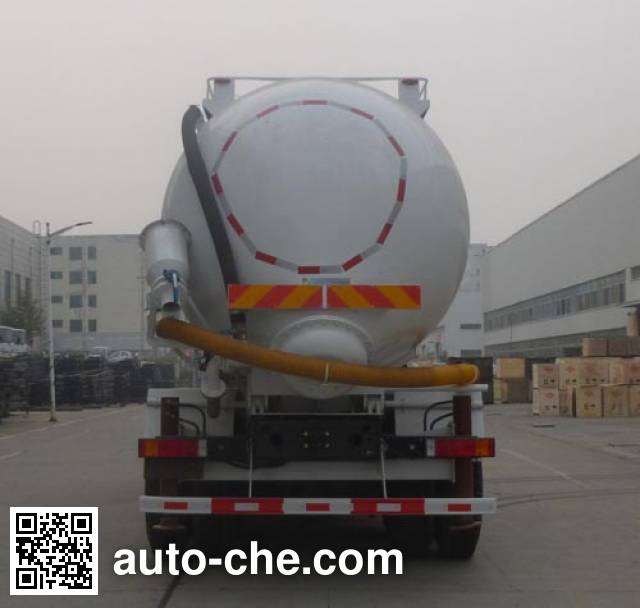 T-King Ouling ZB5250GGH dry mortar transport truck