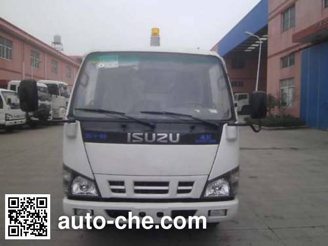 Baoyu ZBJ5071TSLA street sweeper truck