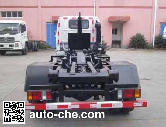 Baoyu ZBJ5071ZXXA detachable body garbage truck