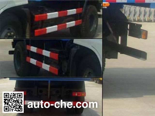 Baoyu ZBJ5160ZLJA dump garbage truck