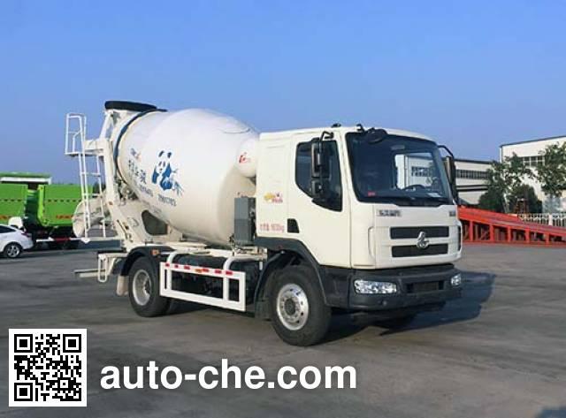 华骏牌ZCZ5160GJBLZF混凝土搅拌运输车