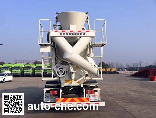 华骏牌ZCZ5160GJBZZF混凝土搅拌运输车